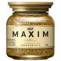 日本AGF MAXIM箴言咖啡80g