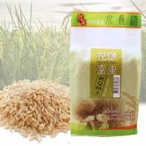 【水長流】花蓮富里軟Q糙米 (1.2 kg)