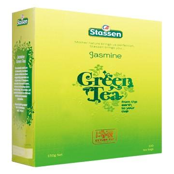 [司迪生] 茉莉綠茶 (1.5g*100入/盒)