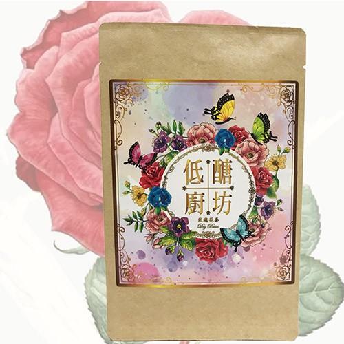 低醣廚坊 玫瑰花茶 (15g/袋)