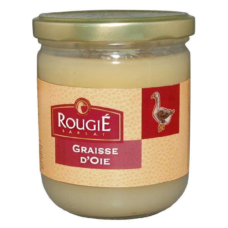 法國ROUGIE 鵝油 (320g/罐)