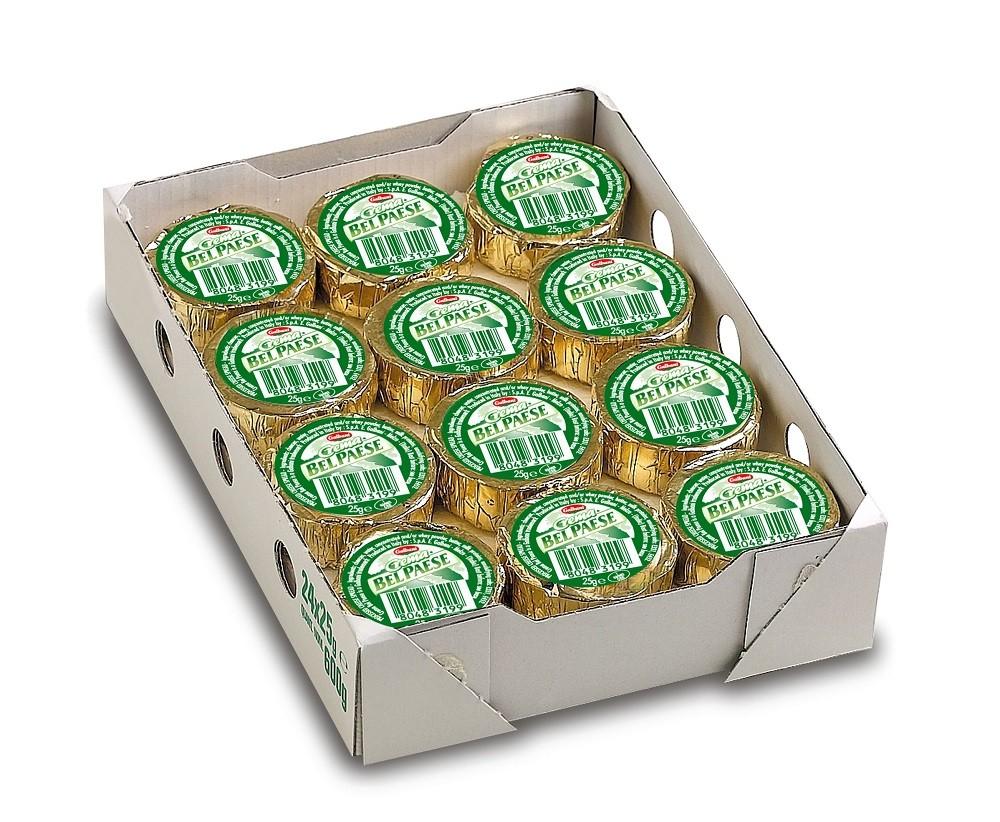 GALBANI BELPAESE   葛巴倪  貝爾佩斯 乳酪 (25GX24顆)
