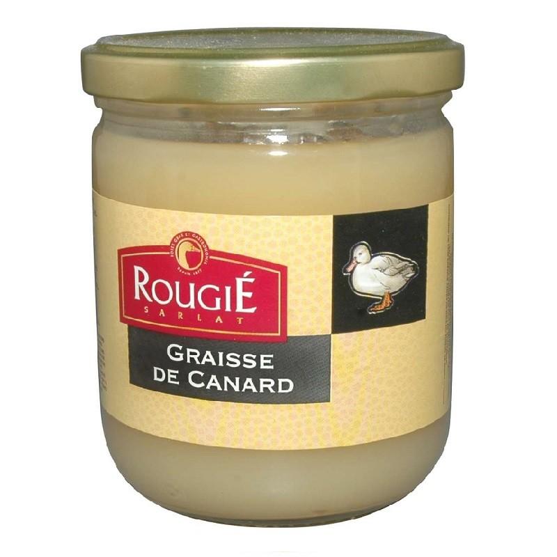 法國ROUGIE 鴨油 (320g/罐)
