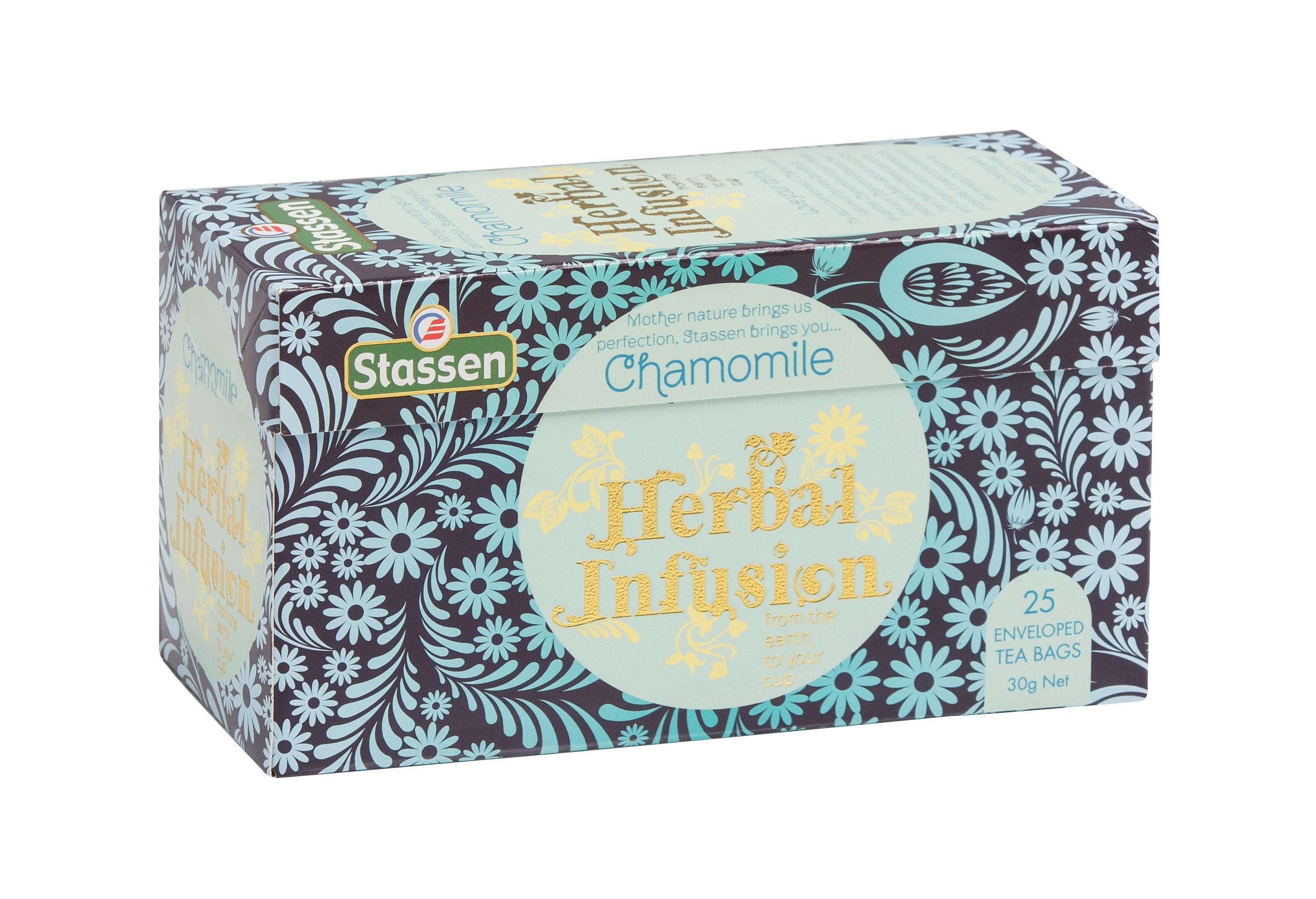[stassen司迪生]洋甘菊茶 (1.5g*25包/盒)