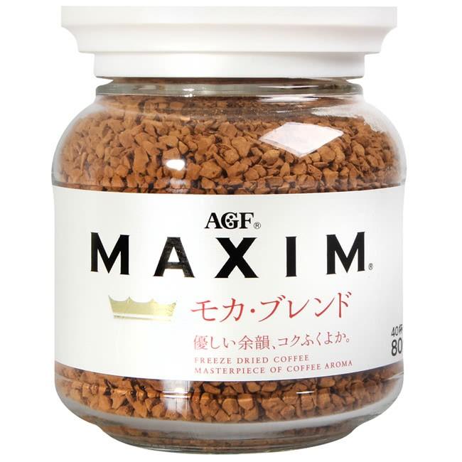 日本AGF香醇摩卡咖啡*80g
