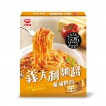 【可果美】義大利麵醬140g (番茄奶油)