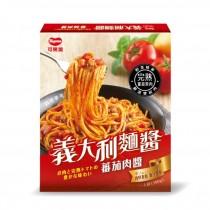【可果美】義大利麵醬140g (番茄肉醬)