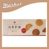 【微曼莉纖】纖餅杏仁口味(6包/盒)