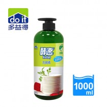 (買大送小)多益得 酵速洗碗精(1000ml/瓶)