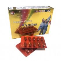 喜樂健B群+胺基酸腸溶膜衣錠 (60錠/盒)