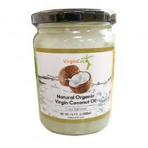 (買一送一)椰寶 冷壓初榨有機椰子油(500ml/瓶)